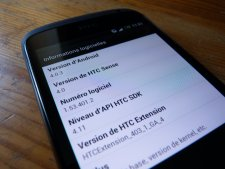 HTC One S, test, Sense 4.0, Sense 4 Info software HTC One S