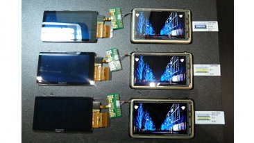 ecran anti-reflet sony