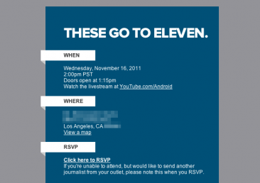 invitation-evenement-google-android-these-go-to-eleven-16-11-2011
