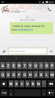ICS Clavier