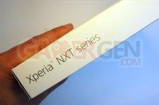 Xperia S tranche boite