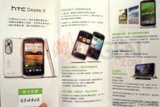 HTC Desire X-5