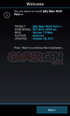 MultiPack++-Jelly-Bean-outils-ROM-welcome