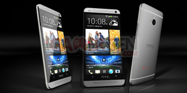HTC One_argent1