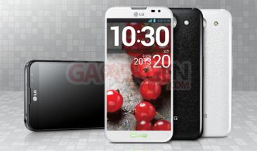 LG Optimus G Pro annonce disponibilité prix caractéristiques