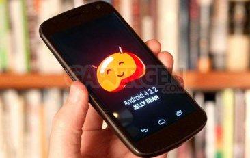 Mise a jour Android 4.2.2 Jelly Bean nouveautés