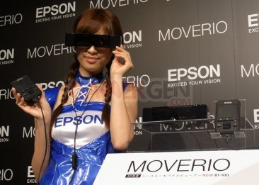 Moverio BT-100 Moverio_Lunettes_Face_Epson_Nikkei