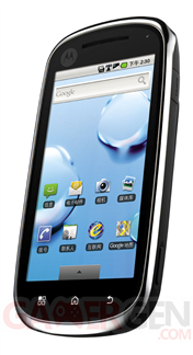 Motorola XT800 Glam Corée du Sud 2
