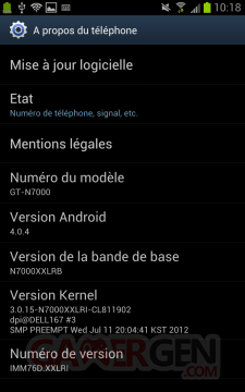 Ice Cream Sandwich ICS Galaxy note Samsung (6)