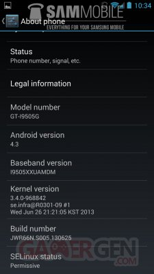 Android 4.3 1