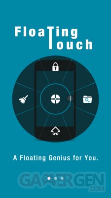 Floating Touch - 1