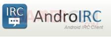 androIRC AndroIRC logo