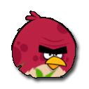 Angry bird big-red-bird