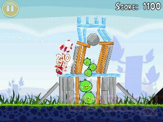Angry bird screenshot-1322682500919
