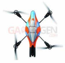 AR.Drone Vu du dessus EXT