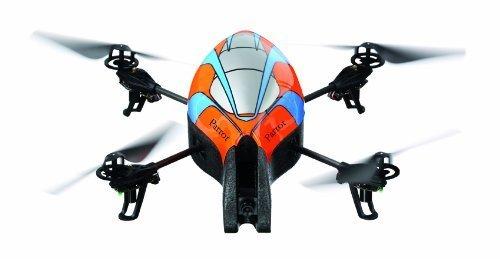 AR.Drone Vu de face EXT