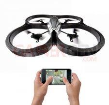 AR.Drone Vu de face