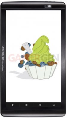 Archos Internet Tablets receive FroYo