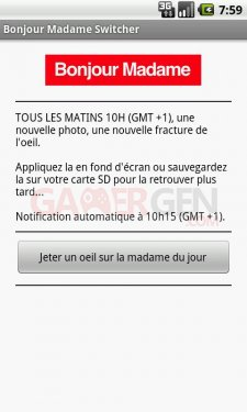 bonjour-madame-swicher-application-android