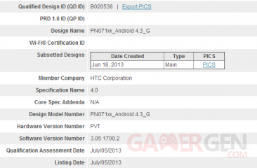 certification-bluetooth-htc-one-google-edition-android-4-3-pn071