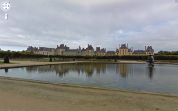 chateau-fontainebleau-google-maps-street-view