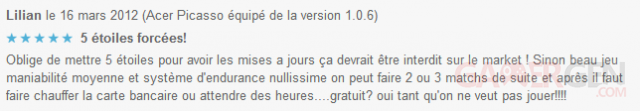 commentaire-play-store-gameloft-cinq-etoiles