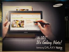 Galaxy Note 2 affiche galaxy Note 2