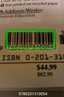 google shopper barcode