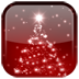 Icone_Noël 3D fond d'écran animé