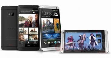 image de presse HTC One M7