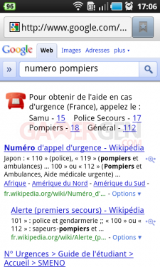 Images-Screenshots-Captures-Telephone-Urgence-Google-Click-to-call-10032011-3