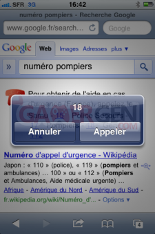 Images-Screenshots-Captures-Telephone-Urgence-Google-Click-to-call-10032011