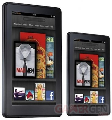 Kindle Fire 10 pouces