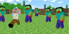 Minecraft-zombies
