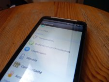 ROM Custom, Android 4.0, Ice Cream Sandwich, Sense 4.0, HTC, HTC Desire HD, Primos-S Parametres-1_Sense-4
