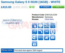 Samsung-Galaxy-S-II-blanc-sur-clove.