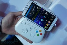 Samsung Galaxy S IV prototype manette images screenshots  08