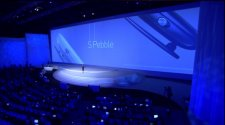 Samsung, live, unpacked, Galaxy S 3 scree-conférence-samsung1