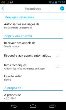 Skype 4.0 3