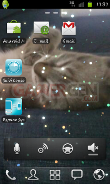 vlingo-application-android-gratuite-widget