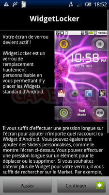 Widget locker_1