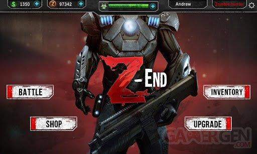 z end world war 1